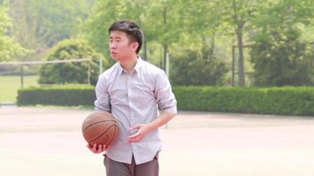 杨迪, 接球。你会不会投篮, 往哪儿扔呢