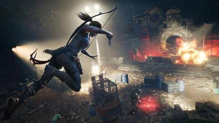 古墓丽影11将亮相CJ微软Xbox展台