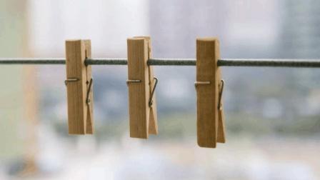小小的木夹子, 稍微改造就成了支架, 长知识了!