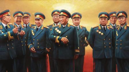 中国十大元帅中, 只有他没打过几次仗, 却得到毛主席高度评价!