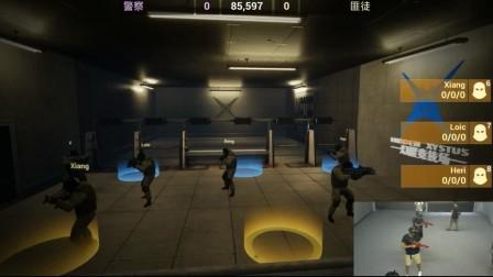 胡罗舶COOLHOBO七月团队建设:VR虚拟现实真人CS对战