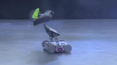 【KOB 武汉站初赛 04】江城上演机器人大乱斗, 一场场比赛打的支离破碎