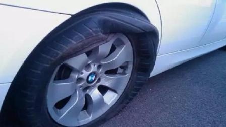 大部分车上都有备胎, 为什么宝马却没有备胎?