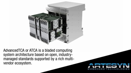 ATCA可优化联合作战系统的性能和降低其寿命周期内的总成本