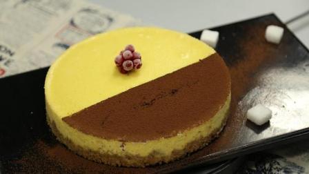 榴莲奶酪蛋糕, 让你的味蕾碰撞出别样火花!