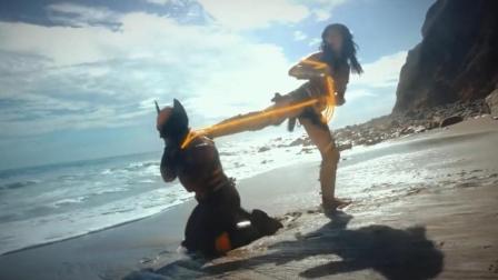 X战警对决希腊半神, 金刚狼VS神奇女侠, 谁的技能更厉害?
