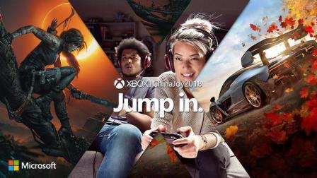 微软ChinaJoy游戏阵容吸睛 你期待吗