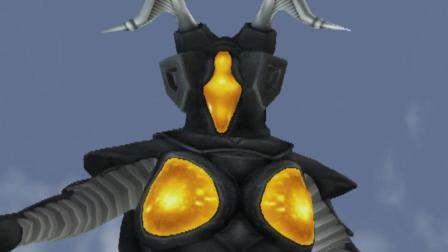 大昆虫怪兽真的很厉害啊奥特曼格斗进化三游戏