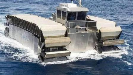 超重型登陆舰, 长25米能装3辆坦克, 还是水陆两用!