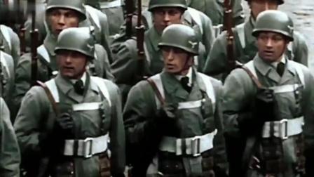 二战初期, 强大的德军, 军服看起来真帅