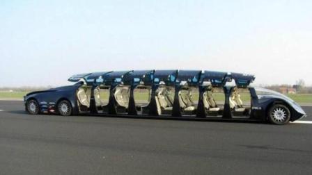 售价7000万, 坐一次2块钱, 迪拜为它造专用车道!