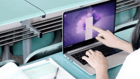 荣耀发布MagicBook触屏版, 明星U加持, 还支持十点触控