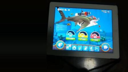 饥饿鲨世界之巨齿鲨升级大冒险10