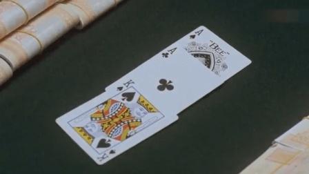 赌圣知道被自已的兄弟出卖, 将计就计轻松击败对手