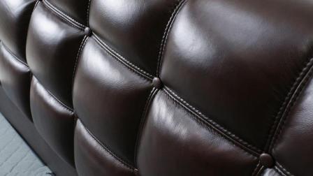 真皮沙发和皮革沙发, 怎么区分? 今天可算知道了