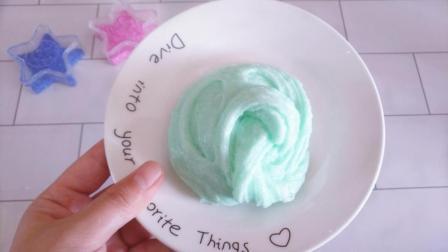 自制香草味冰淇淋泥, 无硼砂制作简单, 颗粒感十足拉出奶油纹