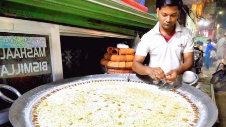 吃货老外带你品尝印度德里8种街头小吃
