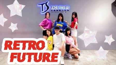 Triple H《Retro Future》舞蹈教学练习室【TS DANCE】