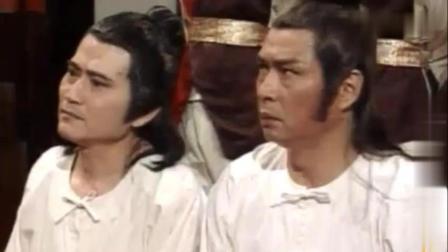 《包青天》为铡这两兄弟, 不得不请太祖皇帝赵匡胤显灵, 太经典了