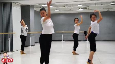 艺考班第15天学习成果, 优雅的舞蹈, 舞者专业范十足