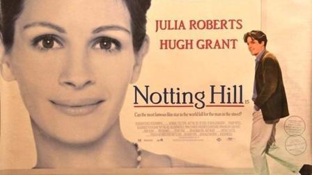 怀旧电影《诺丁山》主题曲--When You Say Nothing At All