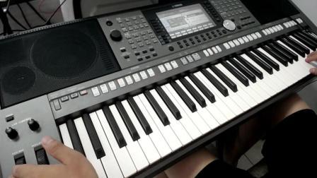 电子琴演奏-新白娘子传奇片段-前生今世