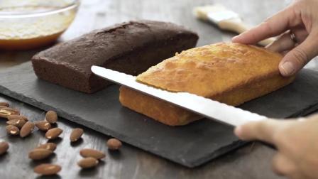 杏仁巧克力蛋糕, 这样的美味就算长胖也要吃