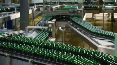 超级喜力啤酒生产线极速生产