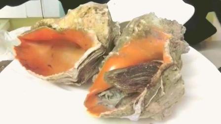 盐焗海螺美食小吃, 大中小海螺一齐吃, 你会选择哪样呢