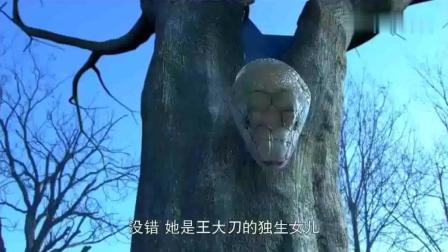 千年古树里藏着一条毒蛇, 会说人话, 要霍元甲父亲