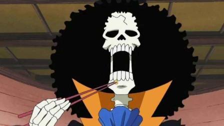 【海贼王】草帽团上有两位可吃两颗恶魔果实的人