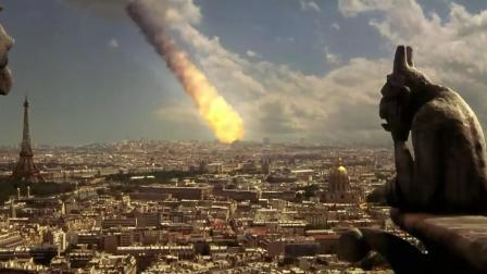 石油工人登陆陨石, 成功阻止了地球毁灭《绝世天劫》