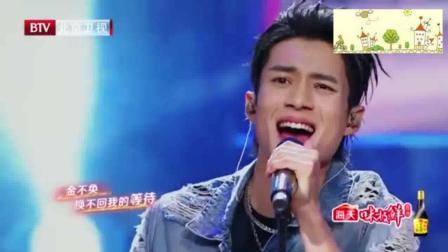 《跨界歌王》最帅的男星韩东君, 听了这首歌没有人不服吧