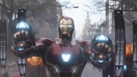 钢铁侠最新战甲分析, 纳米技术的加持战斗力大大提升