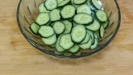 黄瓜这样做最好吃, 吃了一次就上瘾, 比凉拌好吃百倍!