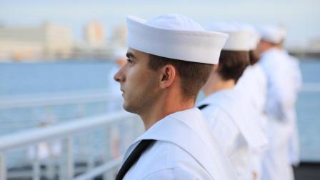 海军的水手帽, 为何没有帽沿?
