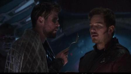 原来漫威, 是这样让《雷神》和《银河护卫队》相连接的