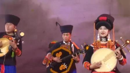 凉山彝族民族文化艺术节 美姑县快乐的节日
