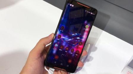 ROG游戏手机惊艳亮相ChinaJoy