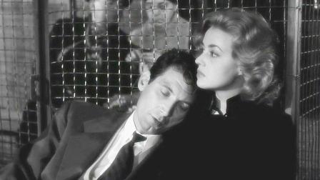 【看电影】美女勾结情人谋害丈夫, 6分钟看完犯罪片《通往绞刑架的电梯》