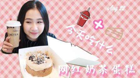 #vlog22 | 品尝HiTEA网红珍珠奶茶蛋糕 | #奥克兰美食 | (新西兰vlog)