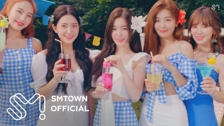 Red Velvet_Power Up_Music Video