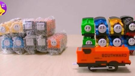 托马斯小火车的小伙伴们 儿童电动小火车玩具