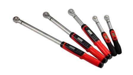 数显力矩扳手是这样制造的, 长见识了, 这种工具可不便宜