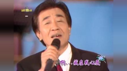 70岁的张帝深情演唱老歌, 歌声婉转动人, 秒杀现在的小鲜肉!