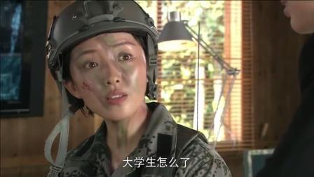 老妈来部队看当兵的女儿,给女儿带哈根达斯蛋糕,没说两句就吵架