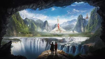 中英双字-进入地球中心的科幻片《钢铁苍穹2: 即临种族》预告片