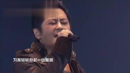王杰献唱《是否我真的一无所有》太好听了
