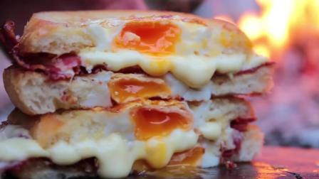 【超清】塞尔维亚森林大厨78 鸡蛋三明治