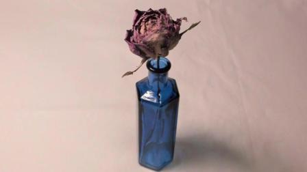 干花制作之简单自然倒掉制作玫瑰干花薰衣草干花康乃馨等干花